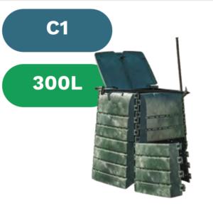 Compostador Compostys 300L