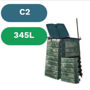 Compostador Compostys 345L