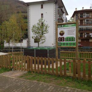 Zonas compostaje comunitario