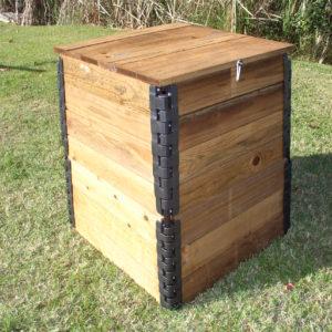 Compostadores madera
