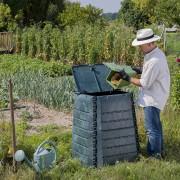 Compostador plástico 100% reciclado Compostys de Vermican