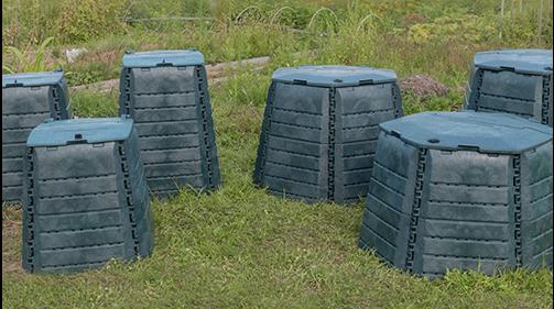 Compostadores de Compostys en Vermican