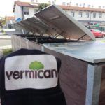Mantenimiento área de compostaje Gorbeialdea Vermican