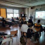 EWW20 Formación instituto secundária compostaje Sant Vicenç de Castellet