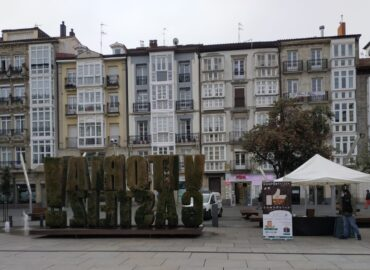 Punto información compostaje Vitoria Gasteiz Vermican