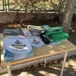 Material didàctic per al professorat i l'alumnat sobre el compostatge amb propostes d'activitats per centres educatius del CreaCompost (València), programa de sensibilització ideat i implementat per Vermican