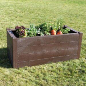 Jardineras plástico reciclado