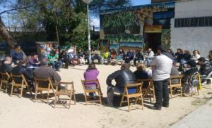Asamblea Asociación para el Compostaje Comunitario en Hortaleza Madrid